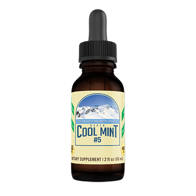 Aspen Cool Mint 500mg