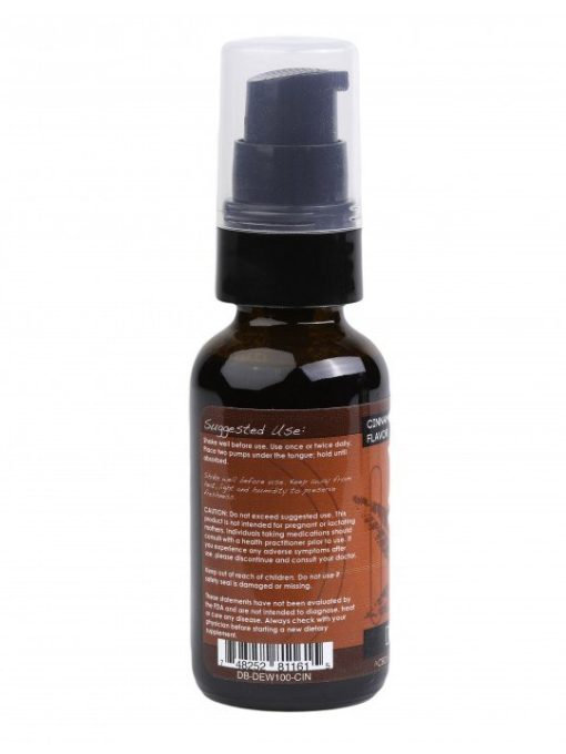 Dixie Botanicals CBD Cinnamon Spray