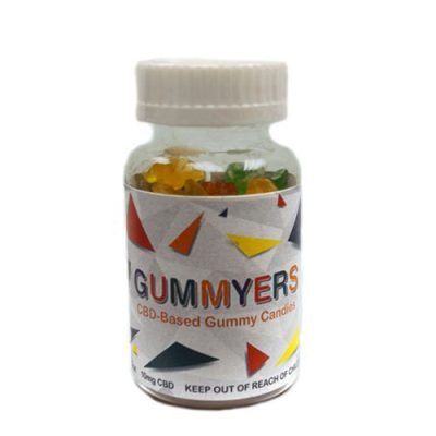 Gummyers CBD oil gummy bears
