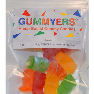 gummyers CBD-infused gummies