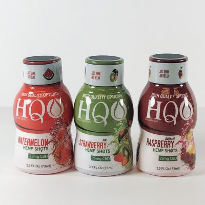 HQO Hemp Shots Group