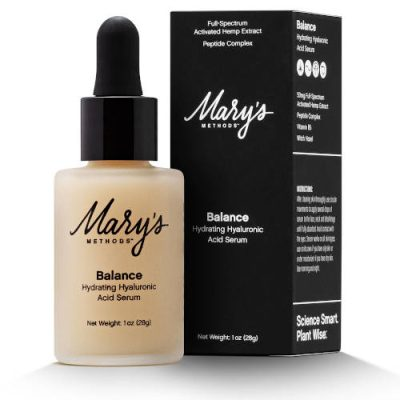 Mary's Methods Hydrating Hyaluronic Acid Serum Balance