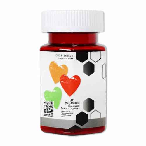 Reassure Gummies 10mg Level 1 Side