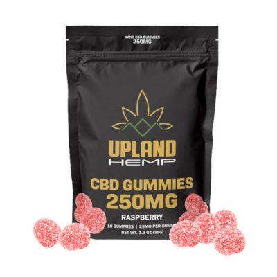 Upland 25mg Gummies 10ct